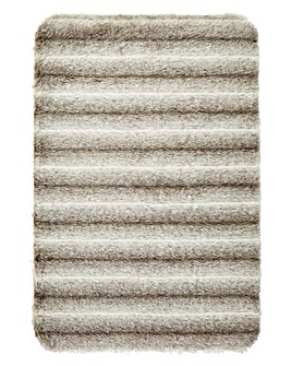 Luxury Faux Fur Ombre Rug