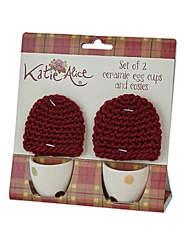 Katie Alice Highland Fling Egg Cups