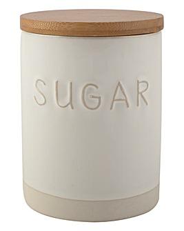 La Cafetiere Stoneware Sugar Jar