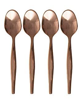 La Cafetiere Copper Tea Spoons