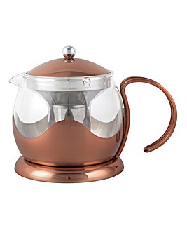 La Cafetiere Origins Copper Teapot 700ML