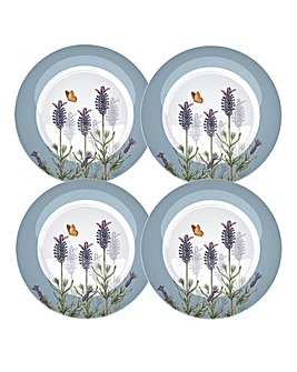 Royal Botanic Gardens Set 4 Side Plates