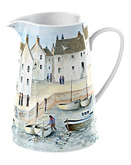 Cornish Harbour Large Jug