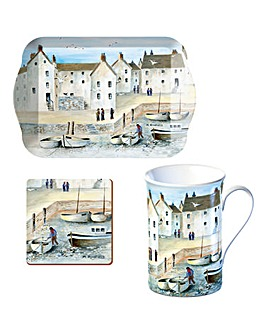 Cornish Harbour Time For Tea Gift Set