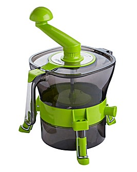 Tower Spiralizer with 3 Settings Green