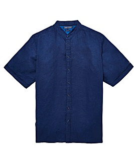 Tommy Hilfiger Mighty Plain Linen Shirt