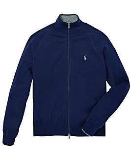 Polo Ralph Lauren Mighty Zip-Thru Knit