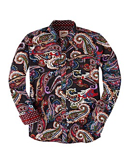 Joe Browns Party In Paisley Shirt Long