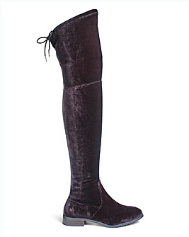 Sole Diva Nicole Boots Standard EEE Fit