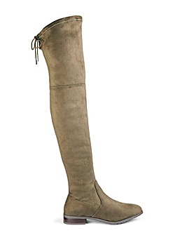 Sole Diva Nicole Boots Super Curvy E Fit