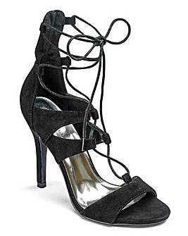 Sole Diva Ghillie Tie Heel D Fit