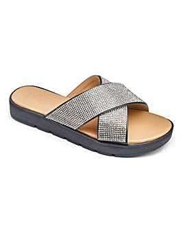 Sole Diva Crossover Mule EEE Fit