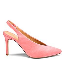 Mel Slingback Shoe EEE Fit