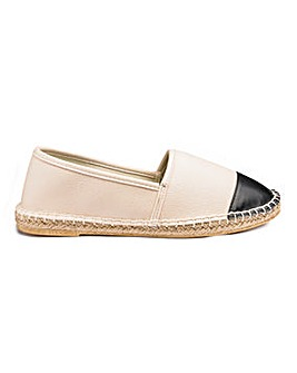 Sole Diva Espadrille E Fit
