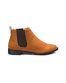 Sole Diva Lottie Chelsea Boots D Fit