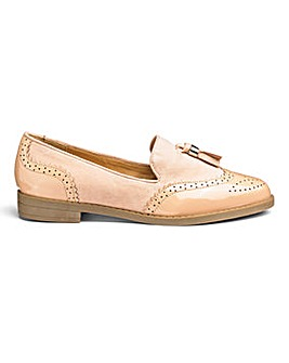 Sole Diva Jessica Tassel Loafer D Fit