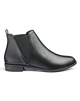 Sole Diva Bella Chelsea Boot D Fit