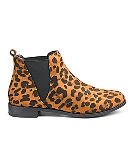Sole Diva Bella Chelsea Boot EEE Fit