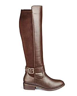 Sole Diva Chloe Boot Curvy E Fit