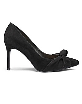 Sole Diva Knot Court Shoes E Fit