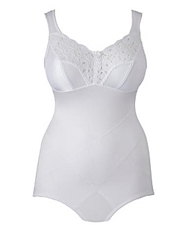 Miss Mary Pantee Corselet White