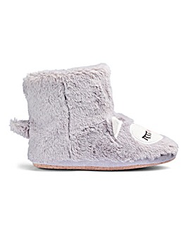 Owl Boot Slipper