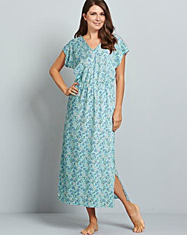 Pretty Secrets Printed Kaftan 50