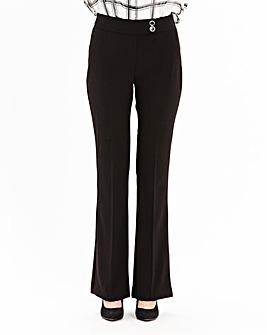 Bootcut Trousers Long