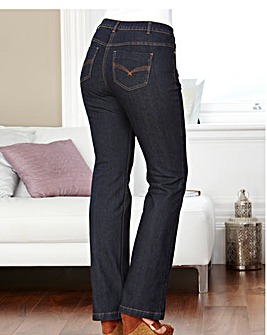 BESPOKEfit Jeans Flat Bum Fit Reg