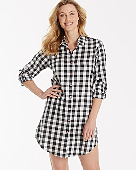 Pretty Secrets Cotton Nightshirt