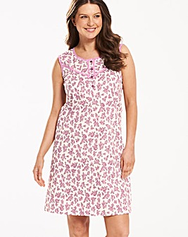 Pretty Secrets Woven Nightie