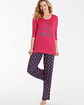Pretty Secrets Pack 2 Pyjama Sets