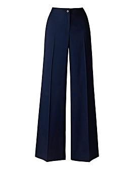Basic Wide Leg Trousers - Regular