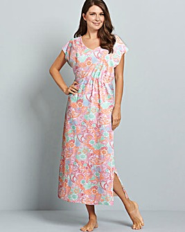 Pretty Secrets Printed Kaftan L50