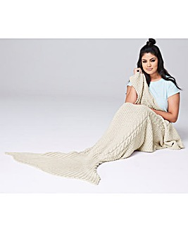 Club L Sparkle Mermaid Blanket