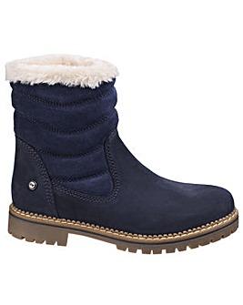 Darkwood Rosewood Womens Casual Boot