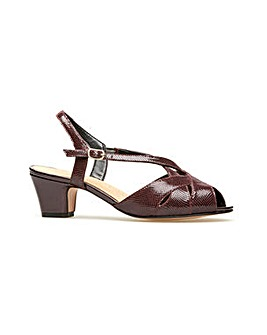Van Dal Libby II Sandals Wide E Fit