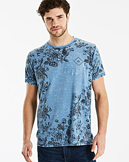 Jacamo Burnout T-Shirt Regular