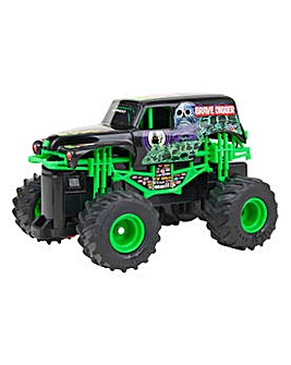New Bright RC Monster Jam 360 Ramp 1:43.
