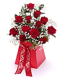 Valentine Calypso Vase