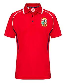 British & Irish Lions Winger Polo