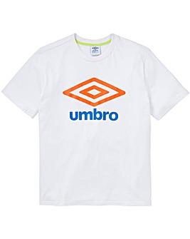Umbro Large Logo T-Shirt