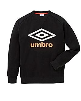 Umbro Crew-Neck Sweatshirt
