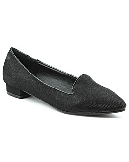 Daniel Paddock Way Black Pump