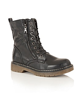 Dolcis Jasper lace up boots
