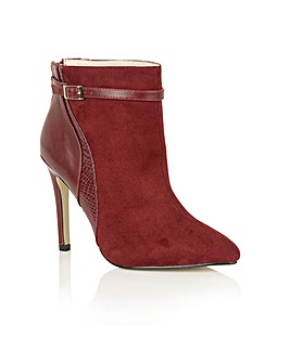 Dolcis Yazmin heeled ankle boots