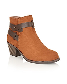 Dolcis Nellie slip on ankle boots