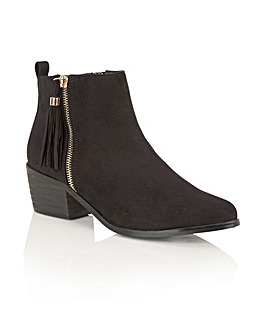 Dolcis Jamila heeled ankle boots