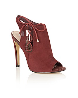Dolcis Lassie heeled shoe boots