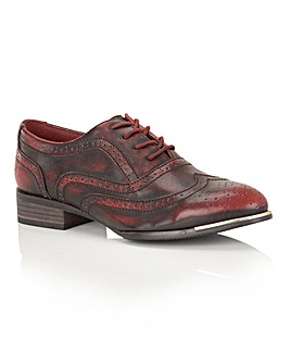 Dolcis Casey lace up brogues
